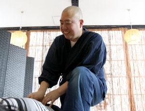 東広島の整体院 笑凛庵の腰痛改善整体