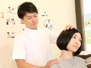 東大阪の整骨院 健康へのおもてなしグループ:検査の写真