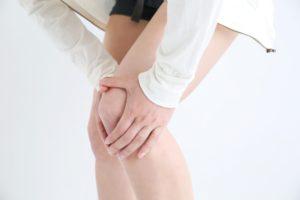 膝痛のイメージイラスト